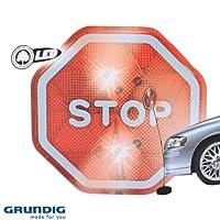 Grundig Einparkhilfe Stopschild LED Park Assistent