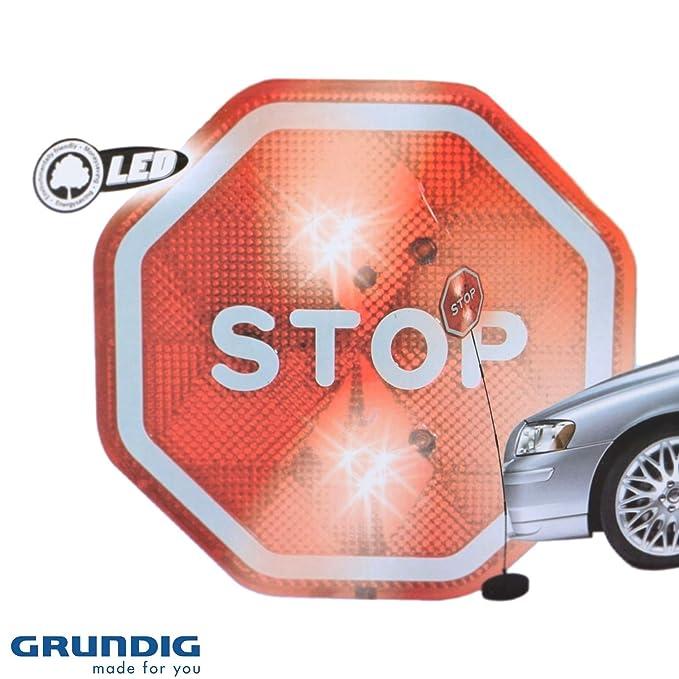 Grundig Asistente de Aparcamiento, Cartel Stop con LED ...
