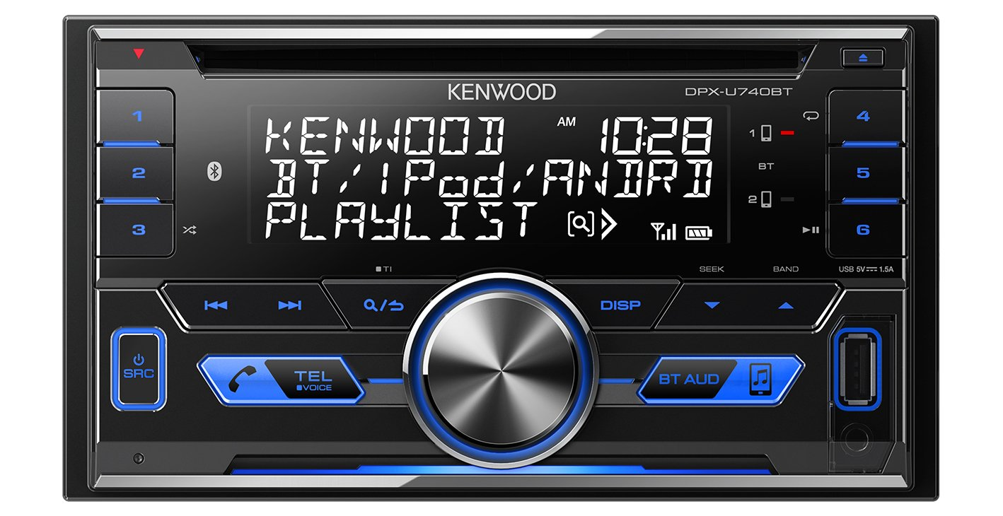 KENWOOD DPX-U740BT