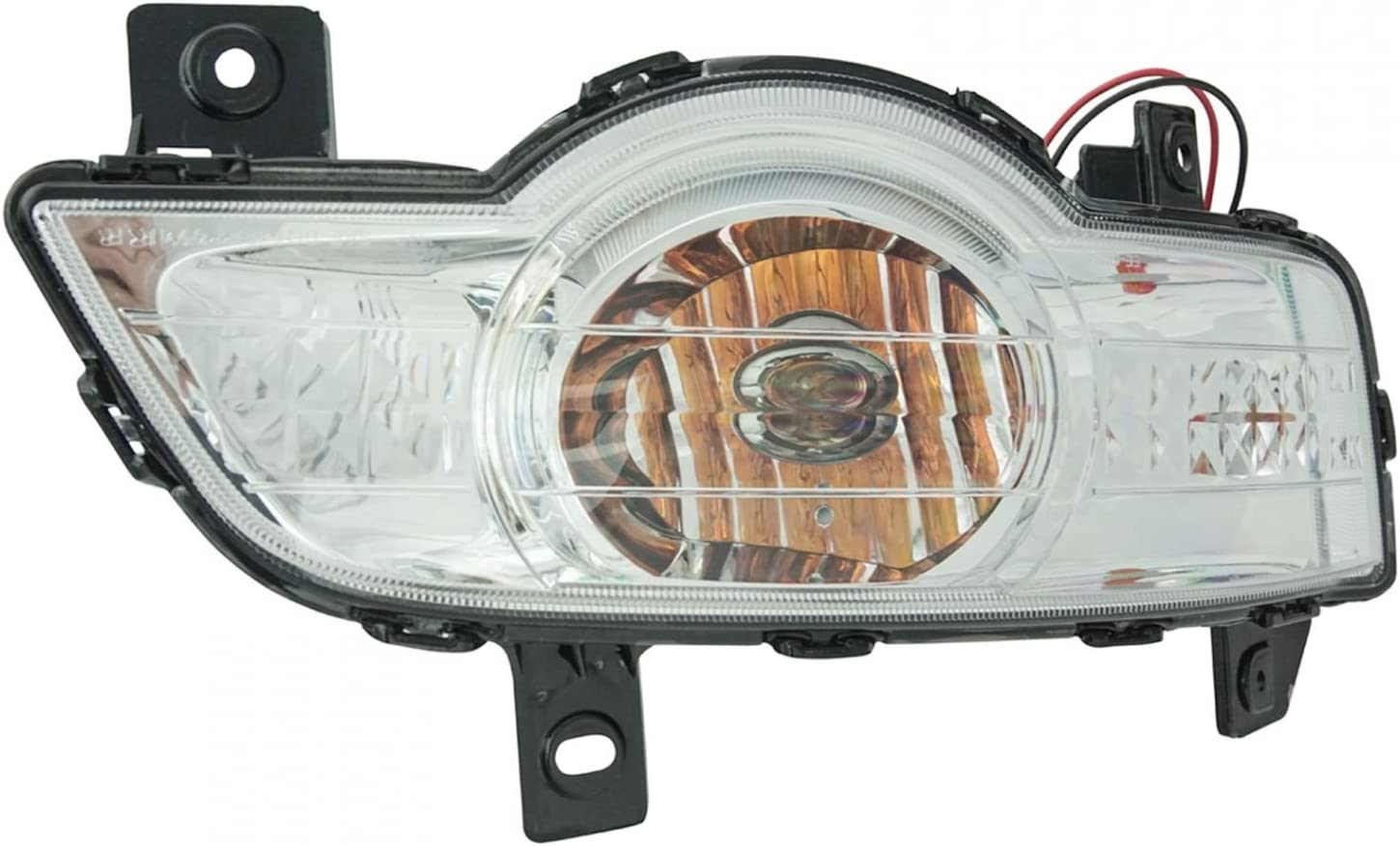 Front Parking Turn Signal Directional Light Lamp Pair Set for 09-12 Traverse