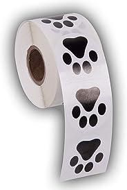 Kenco Paw Prints Animal Stickers- 500 1.5