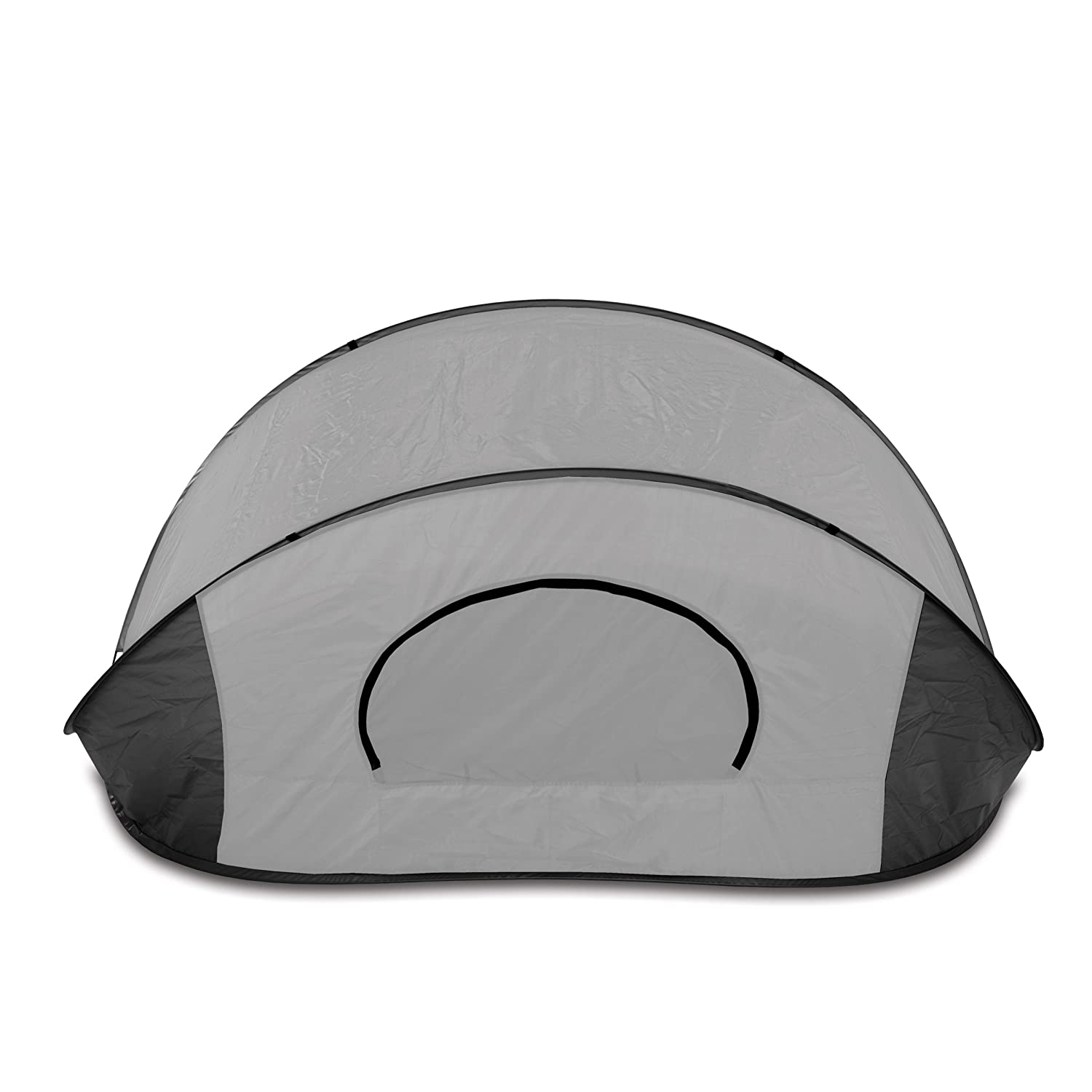 amazon com picnic time u0027manta u0027 portable pop up sun wind shelter