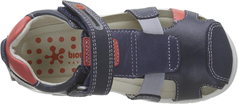 Biomecanics Jungen 192177 Geschlossene Sandalen blau