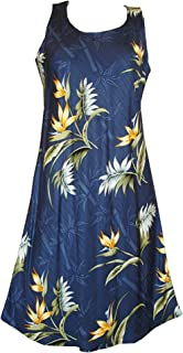 product image for Paradise Found Womens Bamboo Paradise Short Tank Dress