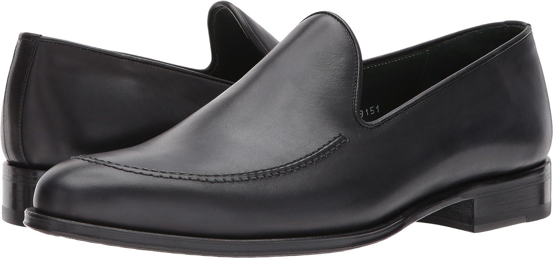 Graphite Mezlan Men's Santander Slip-On Loafer