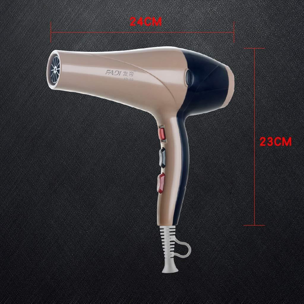 2200W Professional Hair Salon Hair Dryer No Damage//Mute//High Power Negative Ion Hair Dryer