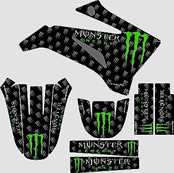 Yamaha TTR125 Monster Ms Graphics Kit