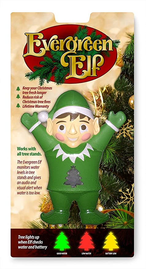 How Often To Water Christmas Tree.Evergreen Elf Tree Water Moisture Level Monitor Fits All Tree Stands Help Keep Trees Healthier Longer Comes With Light Indicator As A Water