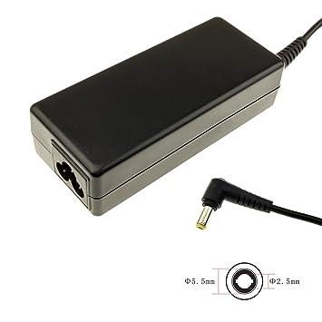 Devicizz Cargador 19V 6.3A 120W - 5.5x2.5 Compatible con Acer Aspire 1605LM | Toshiba Satellite A300-1D0 | L855-10P | P200-1IE | P300-19F y Part ...