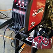 Firepower 1444-0870 MST 140i 3-in-1 Mig Stick and Tig Welding System