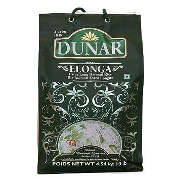 Dunar Elonga Premium Basmati Rice