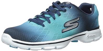 quality design cce3b 34ae7 Skechers Damen Go Walk 3 Pulse Sneakers
