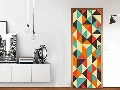 creatisto Adesivi per porte scorrevoli 73.5x198.5 cm (max ...