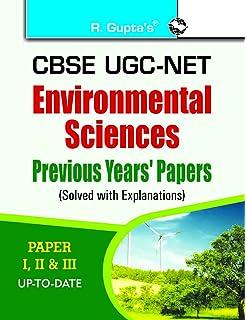 Environmental science paper format