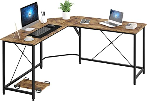oneinmil L Shaped Desk Computer Corner Desk