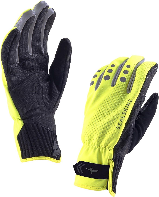 SealSkinz Herren All Weather Cycle Xp Handschuhe