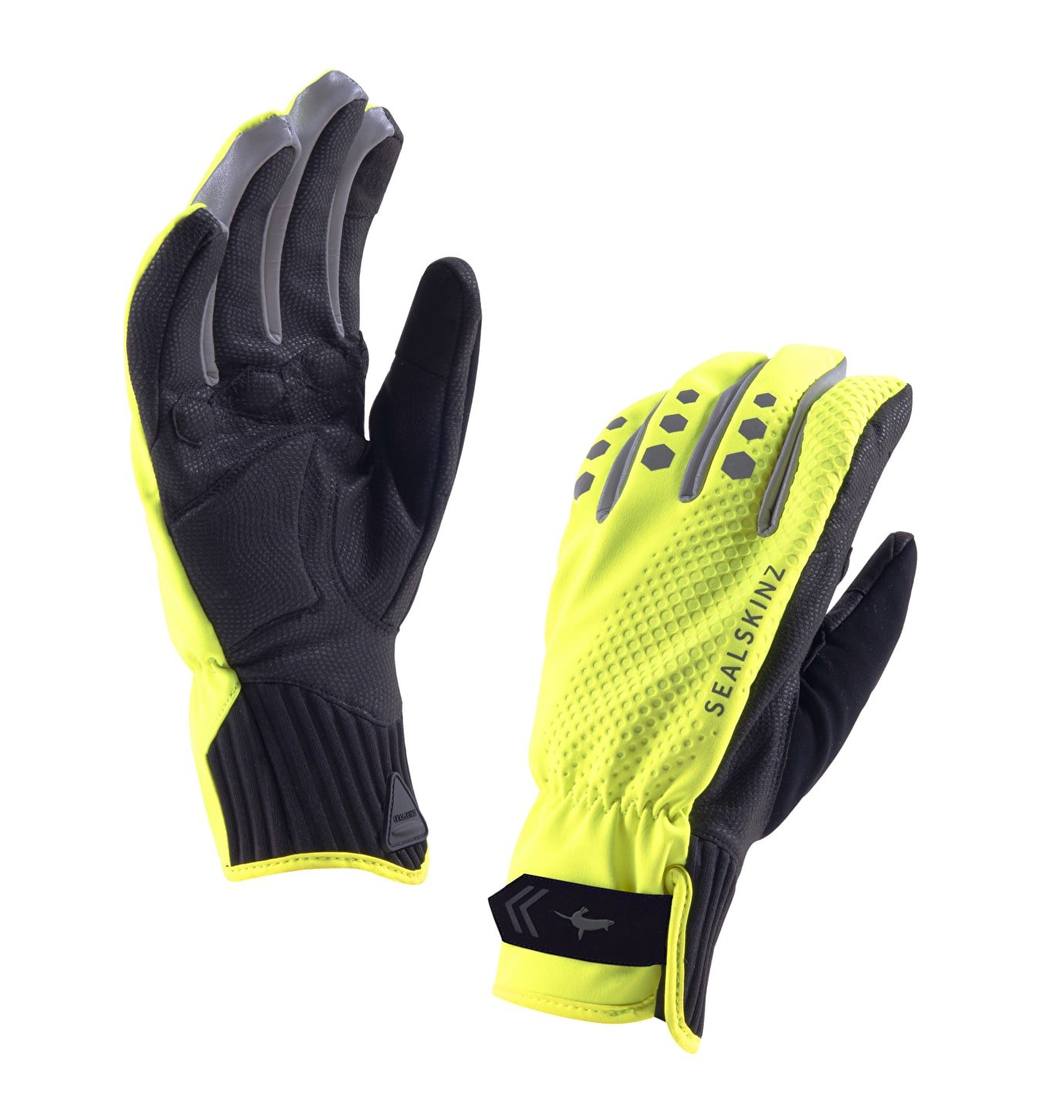 SealSkinz Mens All Weather Cycle Xp Waterproof Gloves