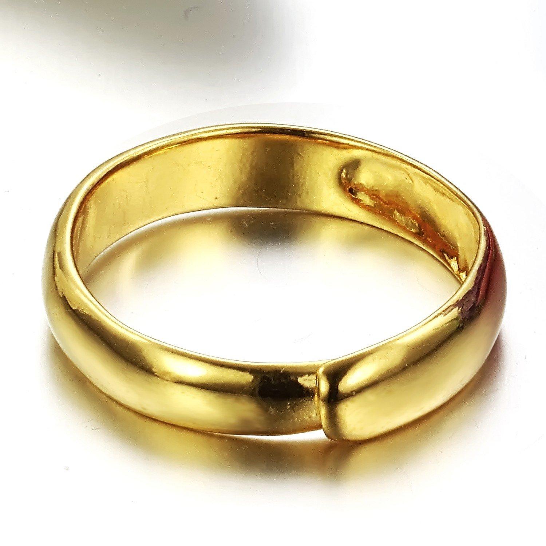 Beautiful Wedding Gold Ring Designs 2014