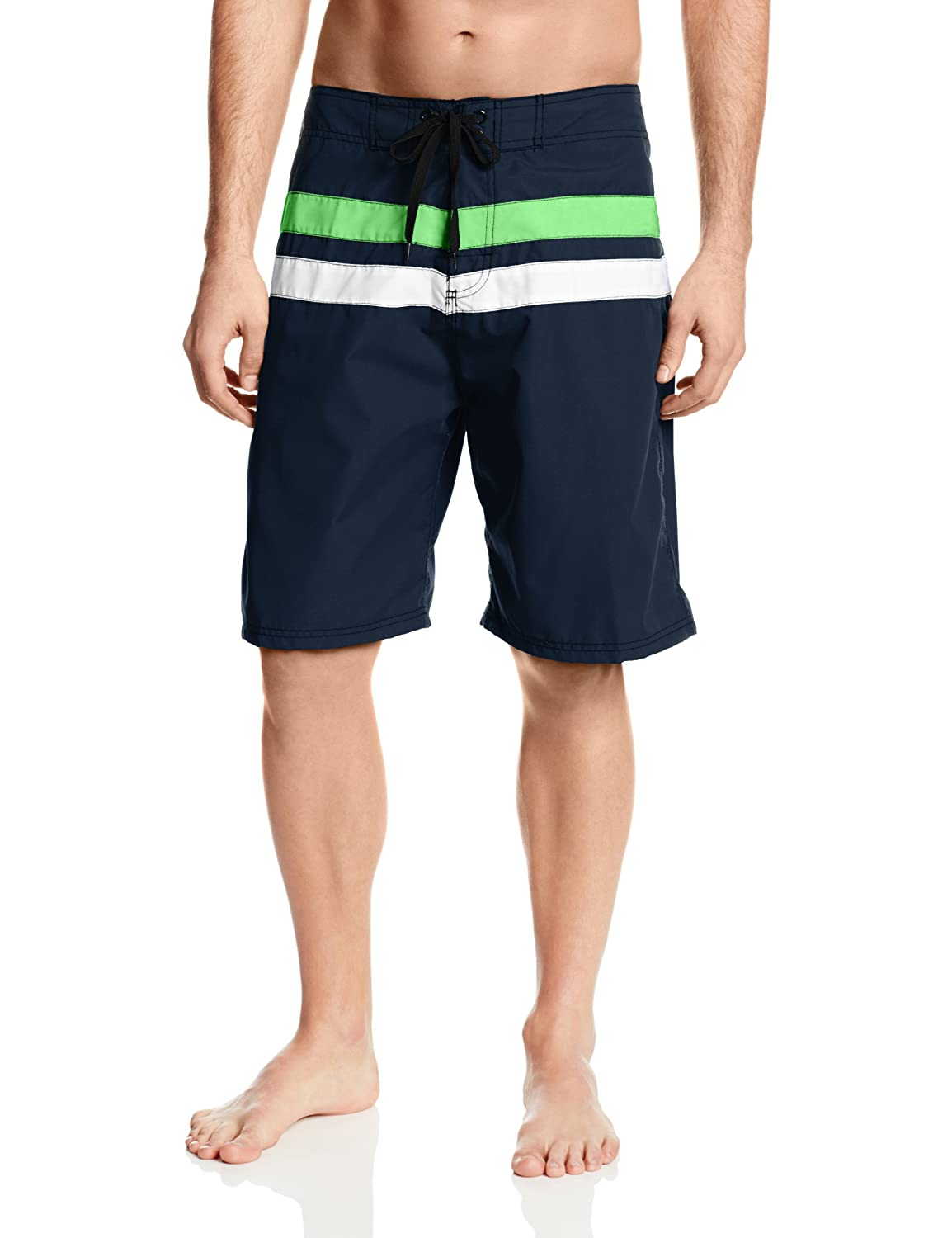 Kanu Surf Men's Rebound Boardshort Kanu Surf Men's Swimwear 1455