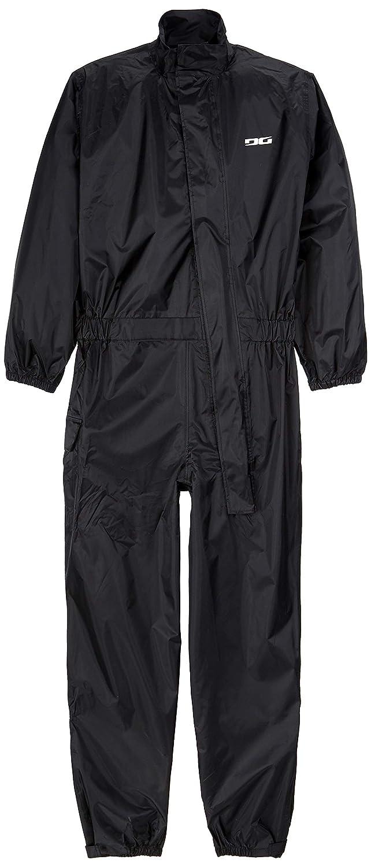 DG Combinaison Pluie Taille 4Xl Noir