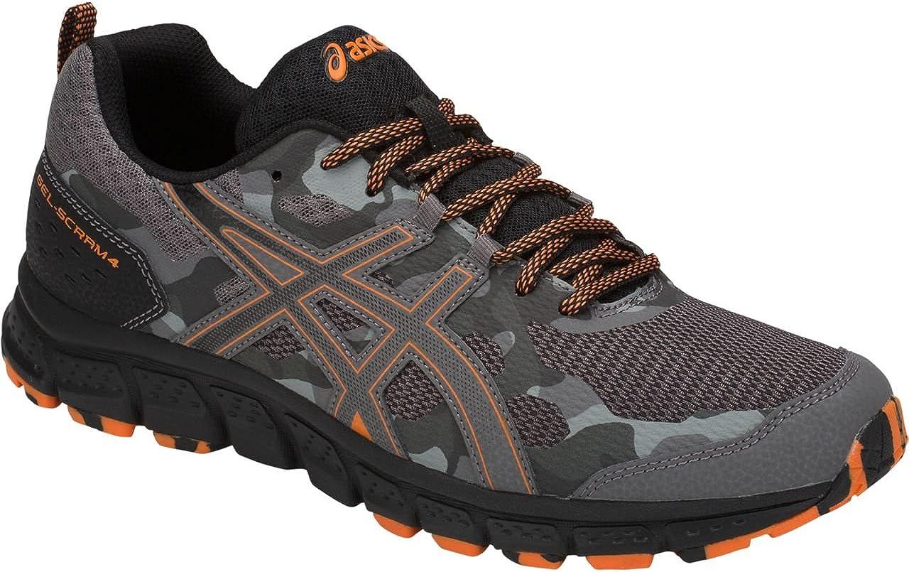 ASICS Herren Gel Scram 4 (4E) Schuhe