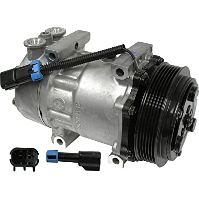 Universal Air Conditioner CO 4424C A/C Compressor: Automotive