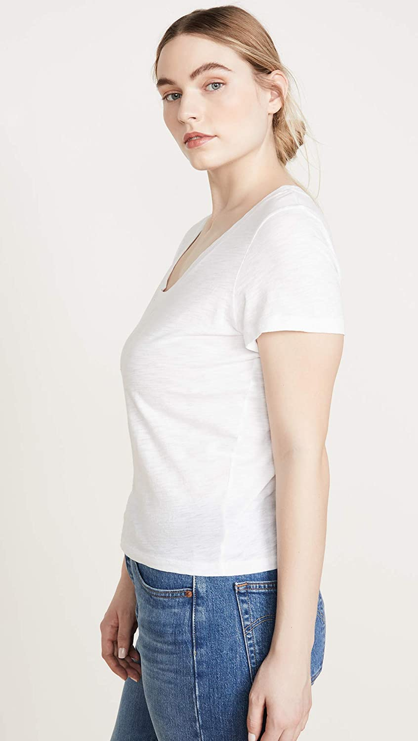 Theory Womens Open Neck Top