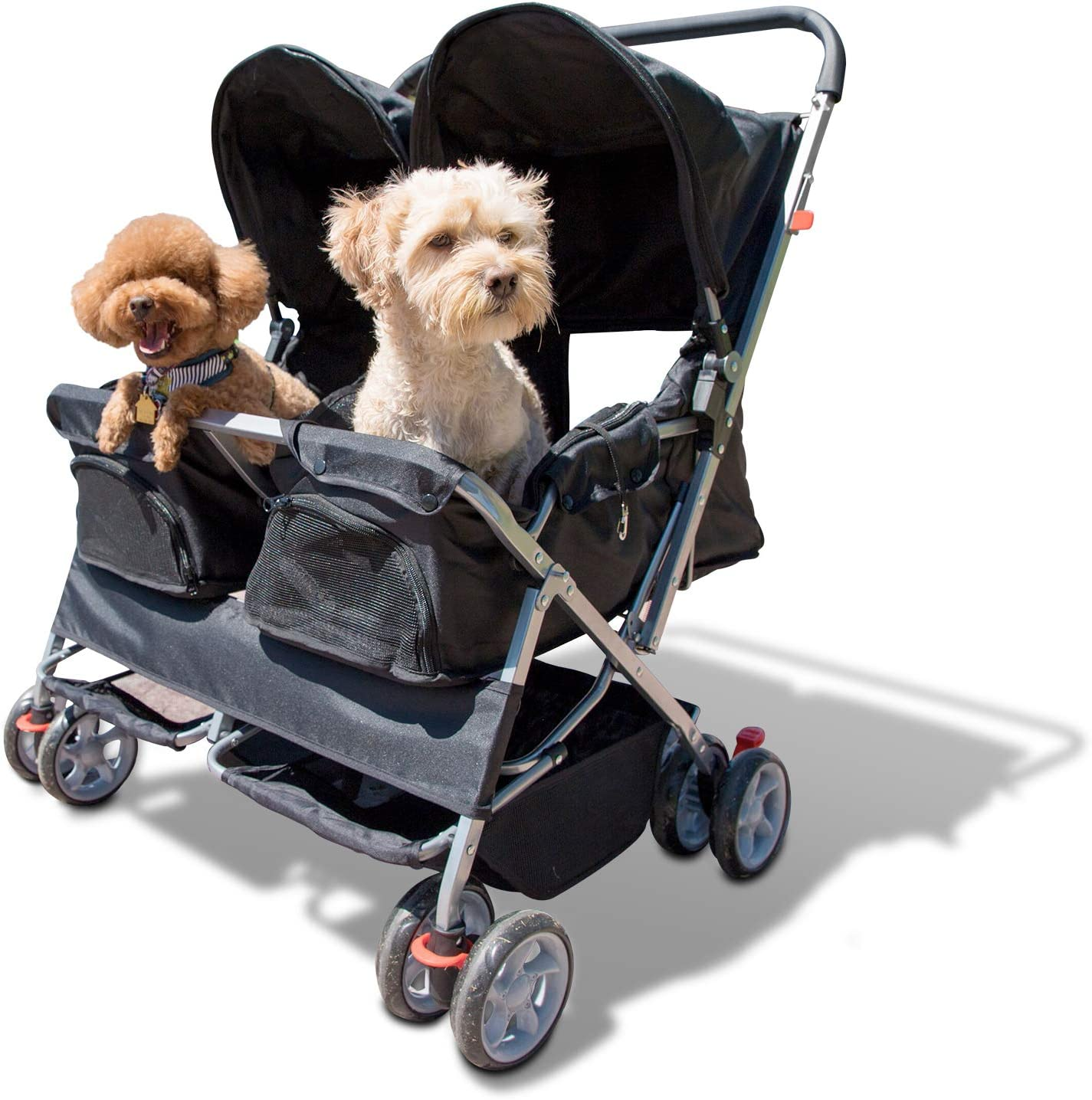 21++ Double pet stroller canada info