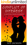 Conflict of Interest (Mustang Prairie Romance Book 1)