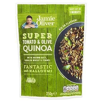 Jaime Oliver, Quínoa integral - 250 gr.: Amazon.es: Alimentación y bebidas