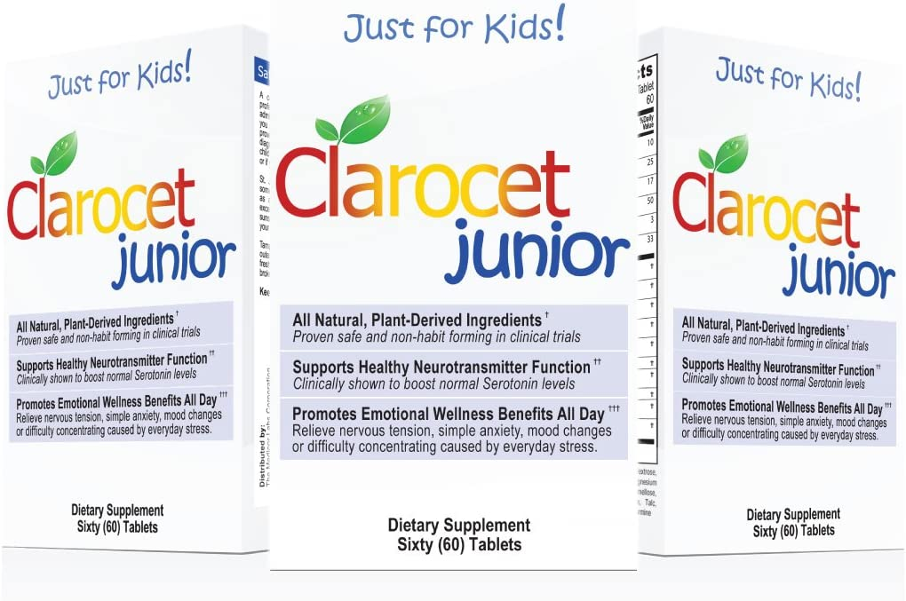 Clarocet Junior – Essential Package Three Months