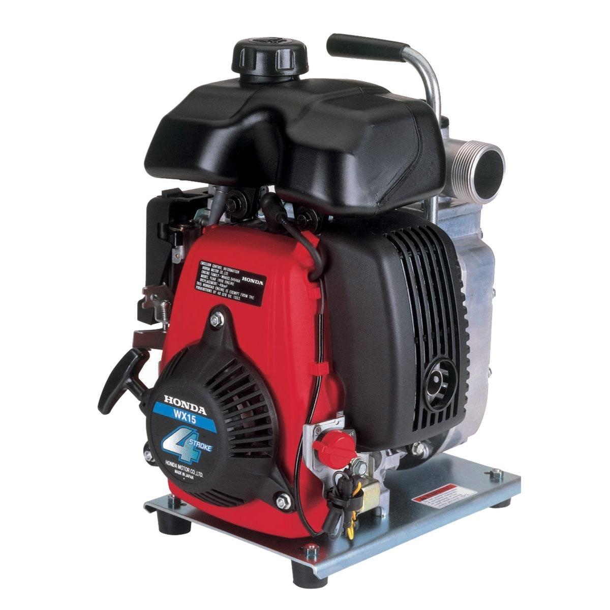 Honda WX15 Lightweight General Purpose Centrifugal Pump, 1.5''