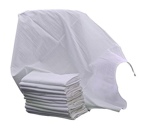Harina Saco Toallas de Plato de cocina de 100% puro algodón duradero 28 x 28