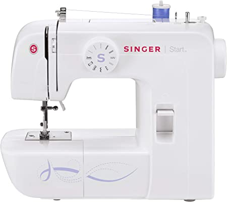 Singer Start 1306 1306-Maquina de Coser, Blanco: Amazon.es: Hogar