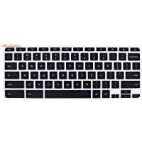 All-Equal Desktop Keyboard Cover Skin Computer for Hp Pavilion 24 Xa 24 Xa0002A 24 Xa0300Nd 24 Xa0051Hk 23.8 Inch-Black