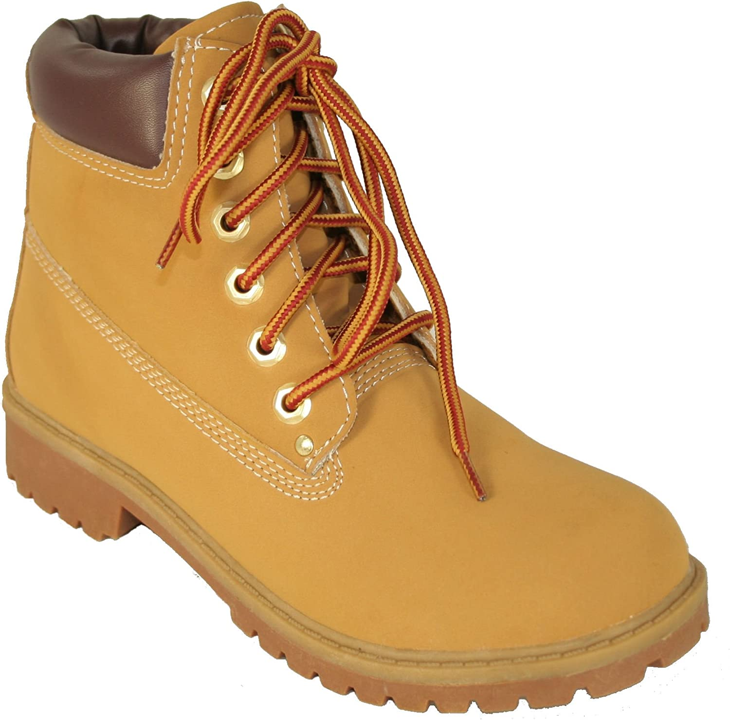 Landrover LACE UP Ankle Boot Wheat (5