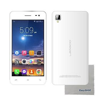 EasySMX - Smartphone libre Leagoo Lead 6, 3 G 4,5 pulgadas, cámara ...