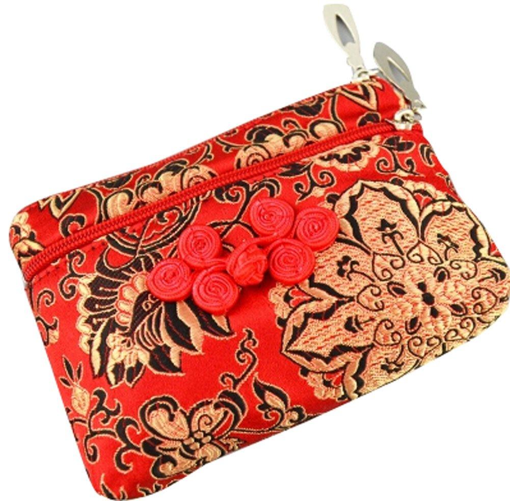 Monedero Moneda caso estilo chino celda teléfono móvil bolsa ...