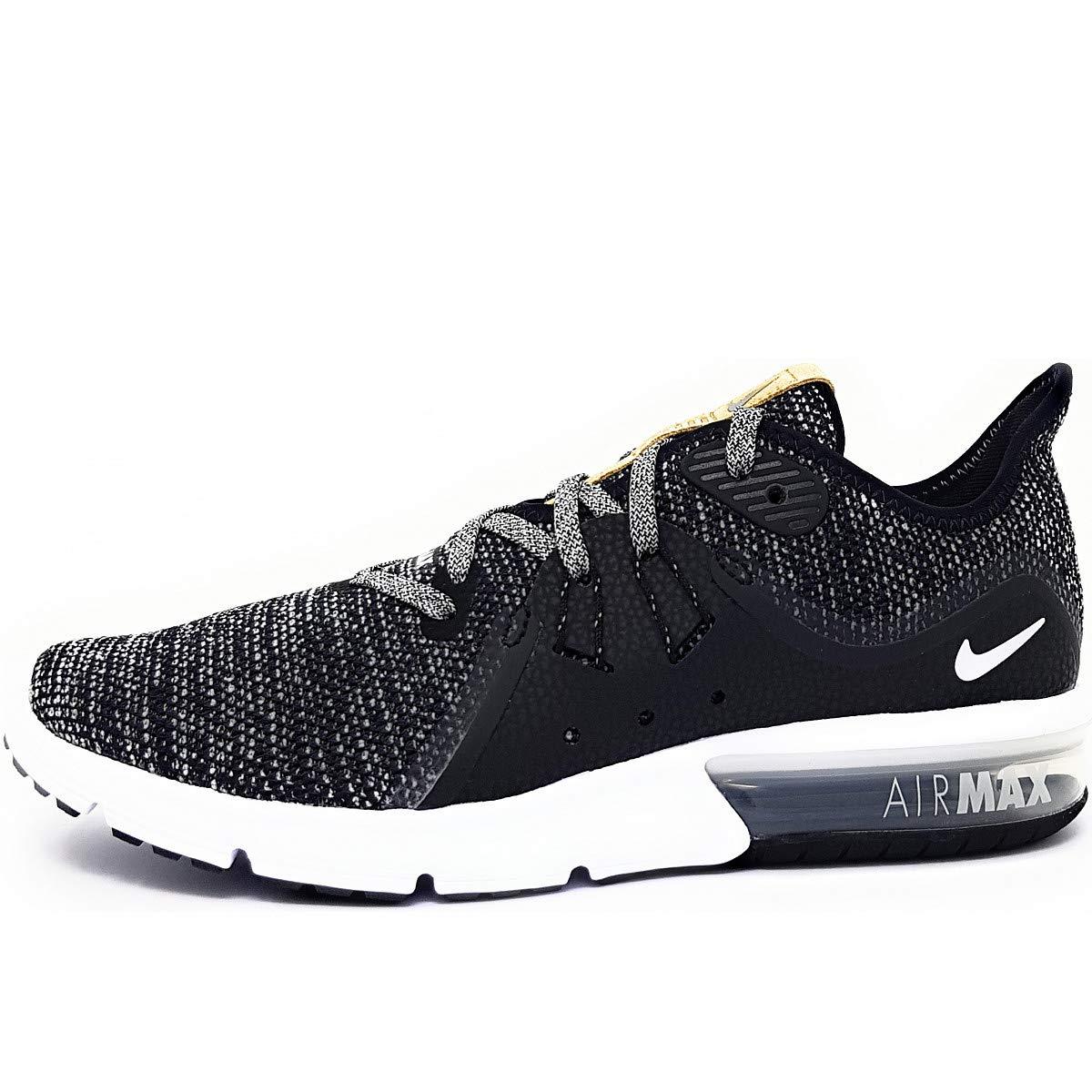Nike Air MAX Sequent 3 Zapatillas de Correr para Mujer: Nike