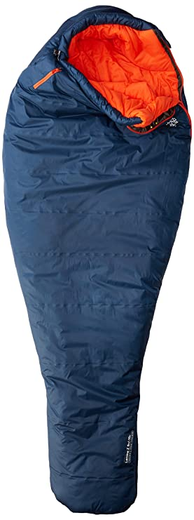 Mountain Hardwear Lamina Z Torch - Sacos de Dormir - Long Azul Modelo Izquierda 2018: Amazon.es: Deportes y aire libre