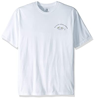 fba3830a8 Quiksilver Men's Lady Bomb Tee Shirt T-Shirt: Amazon.co.uk: Clothing