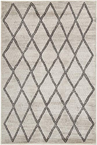 Signature Design by Ashley Jarmo Large Rug, Gray Taupe