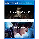 The Heavy Rain & Beyond Two Souls Collection - 1ª Edição - PlayStation 4