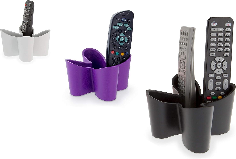 Cozy purple J/_ME Fernbedienungsaufbewahrung