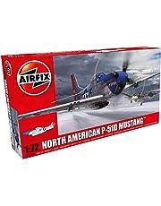 Airfix North American P-51D Mustang 1:72 Plastic Model Kit