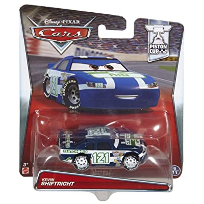 Disney Pixar Cars Kevin Shiftright Die-cast Vehicle: Toys & Games