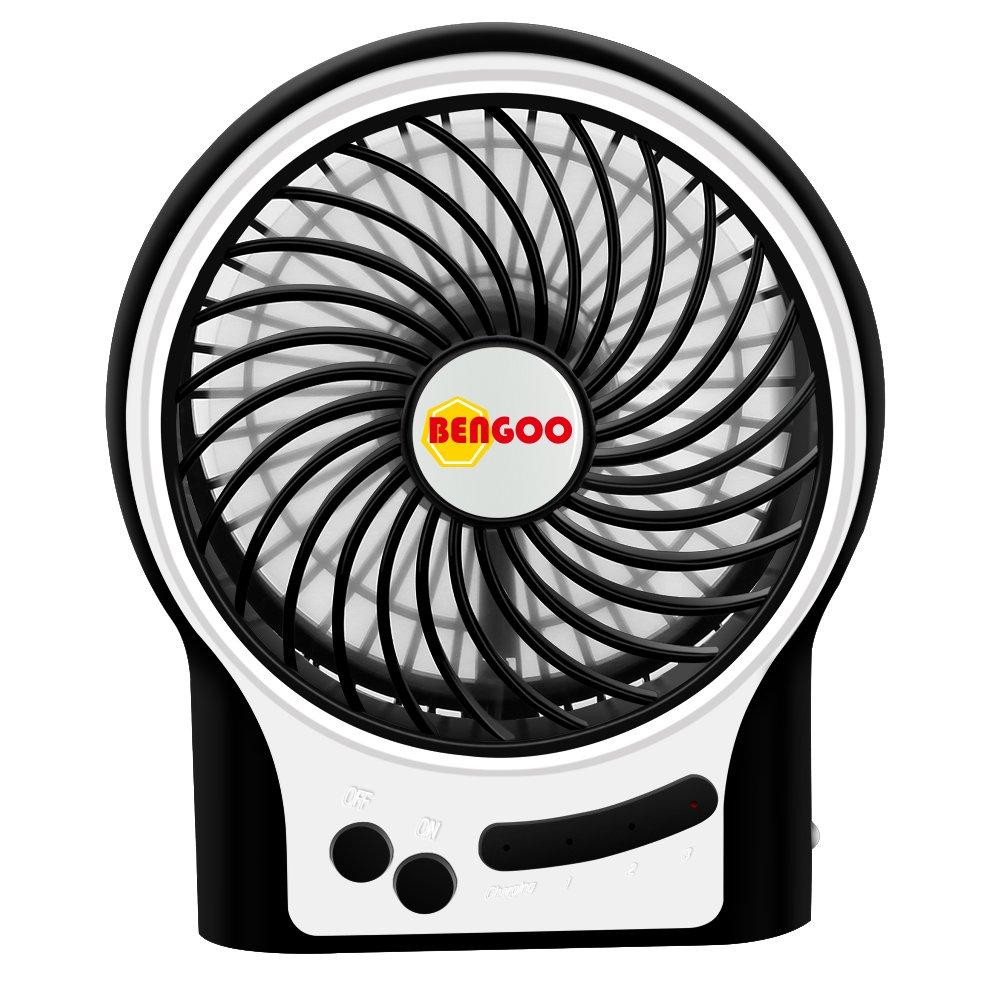 Bengooの卓上扇風機
