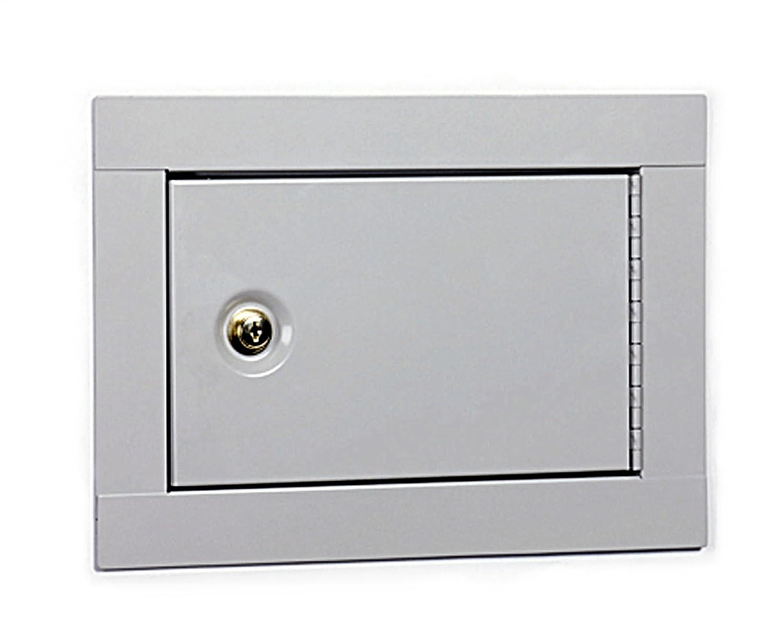 Stack-On IWC-11 In-Wall Pistol Cabinet (Beige)