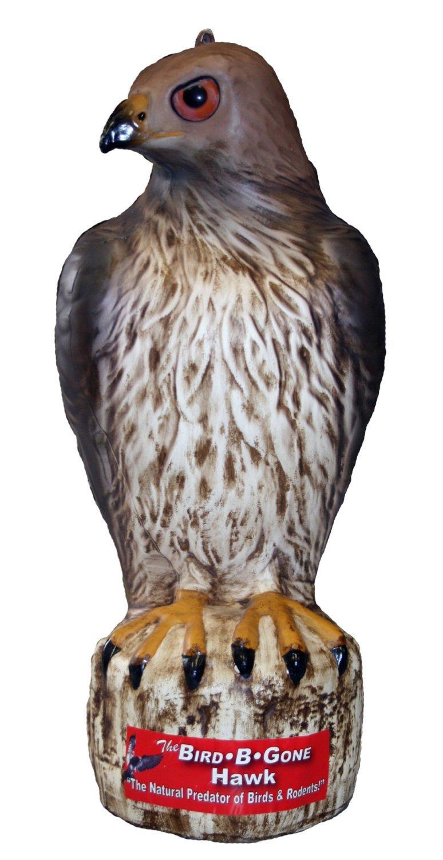 Bird B Gone MMRTH1 Hawk Decoy (2 Pack)