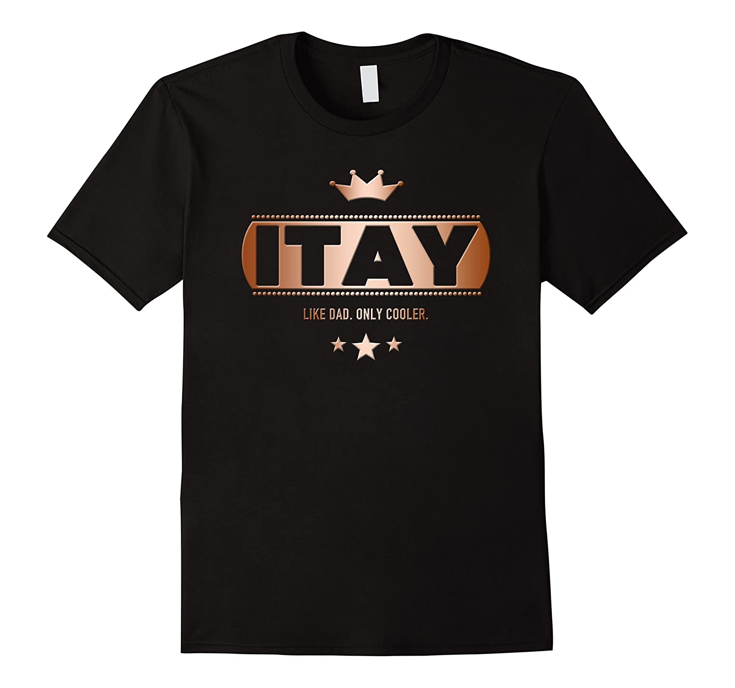 Itay Like Dad Only Cooler Tee-Shirt for a Filipino Father-Loveshirt
